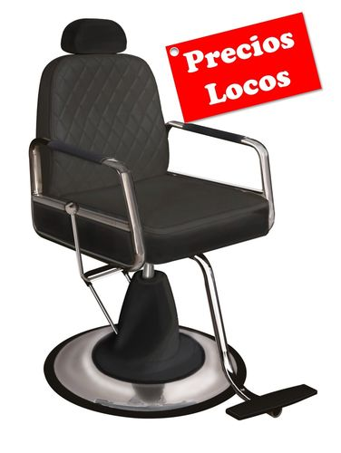 Salon Chair for Men Charlotte