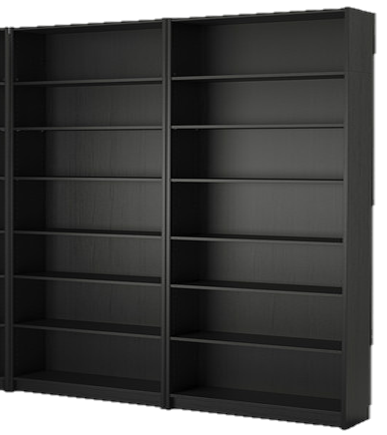 Product Display, Open Storage Furniture