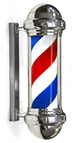 Barber Shop Pole Light – small size
