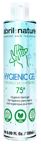 Gel desinfectante Hidroalcoholico abril et nature 180ml.