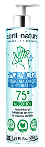 Gel desinfectante Hidroalcoholico abril et nature 500ml.