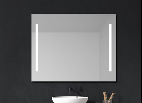 Miroir Willow avec led