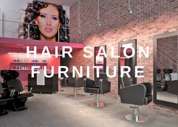 Hairsalon & Hairdresser Furniture